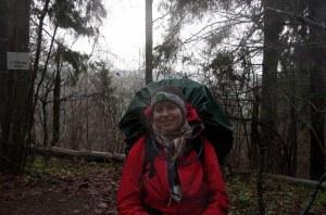 Eesti suhteliselt kõrgeima mäe tipus